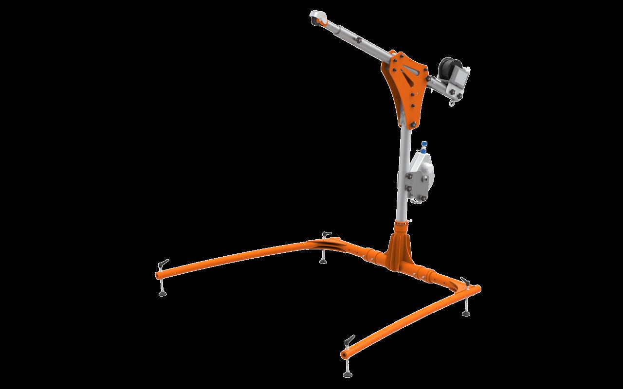 TECHNO ARM MOBILE SET