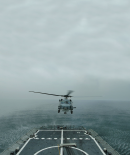 Helicopter Safety Net